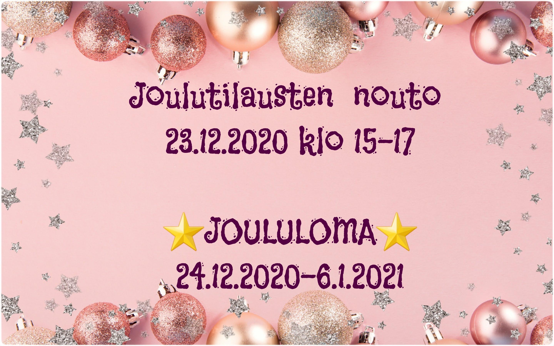 joululoma2020